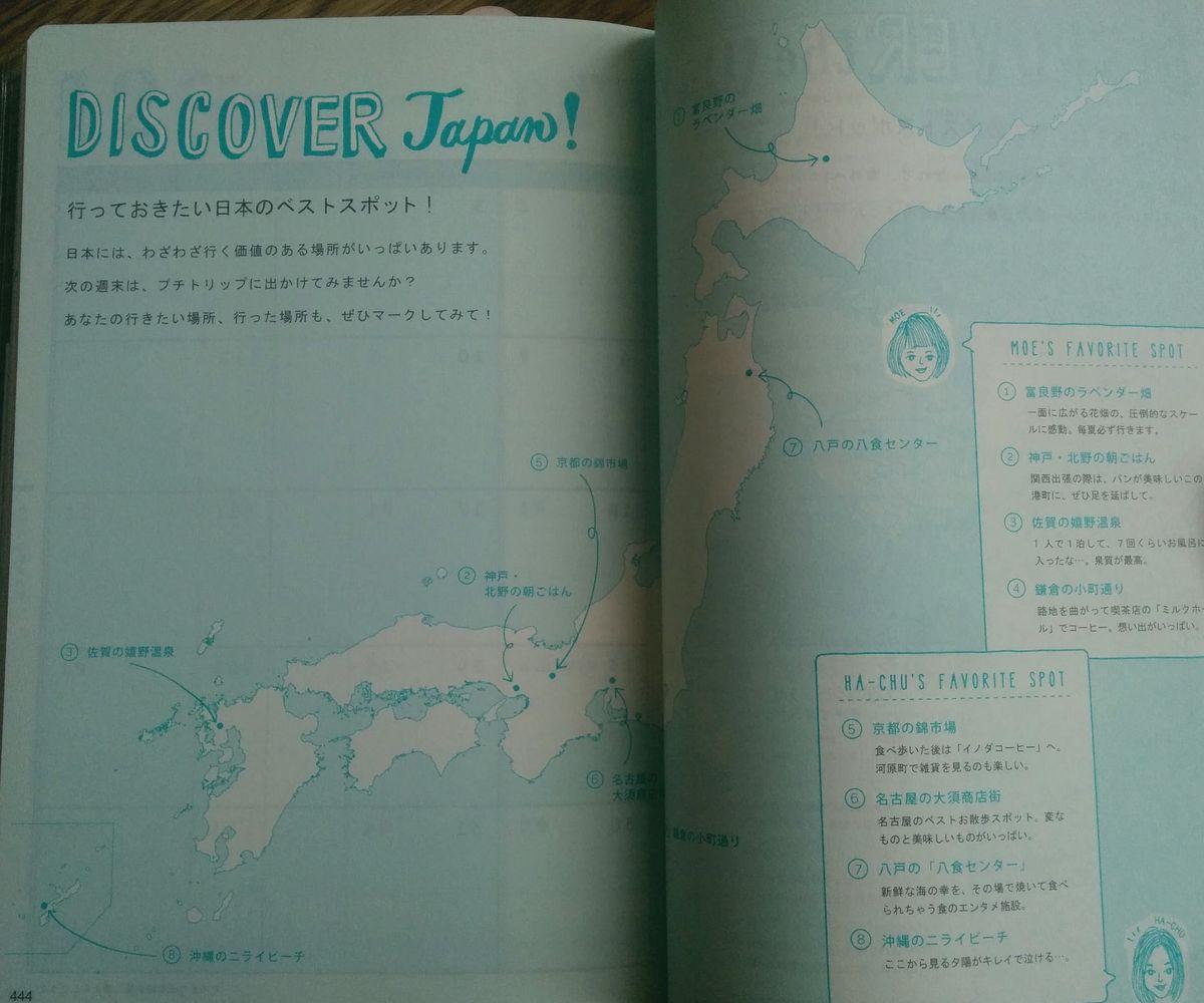 ベストスポット(日本)