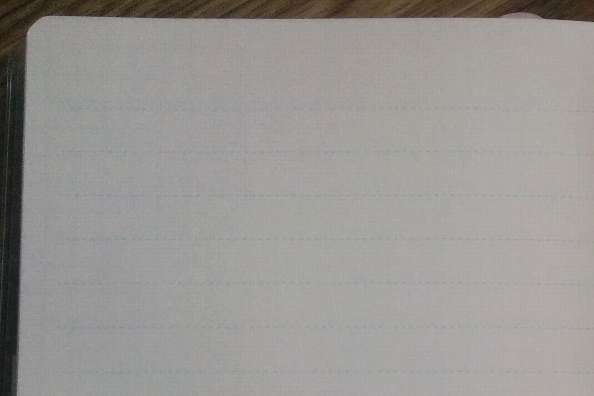 横計ノートページ