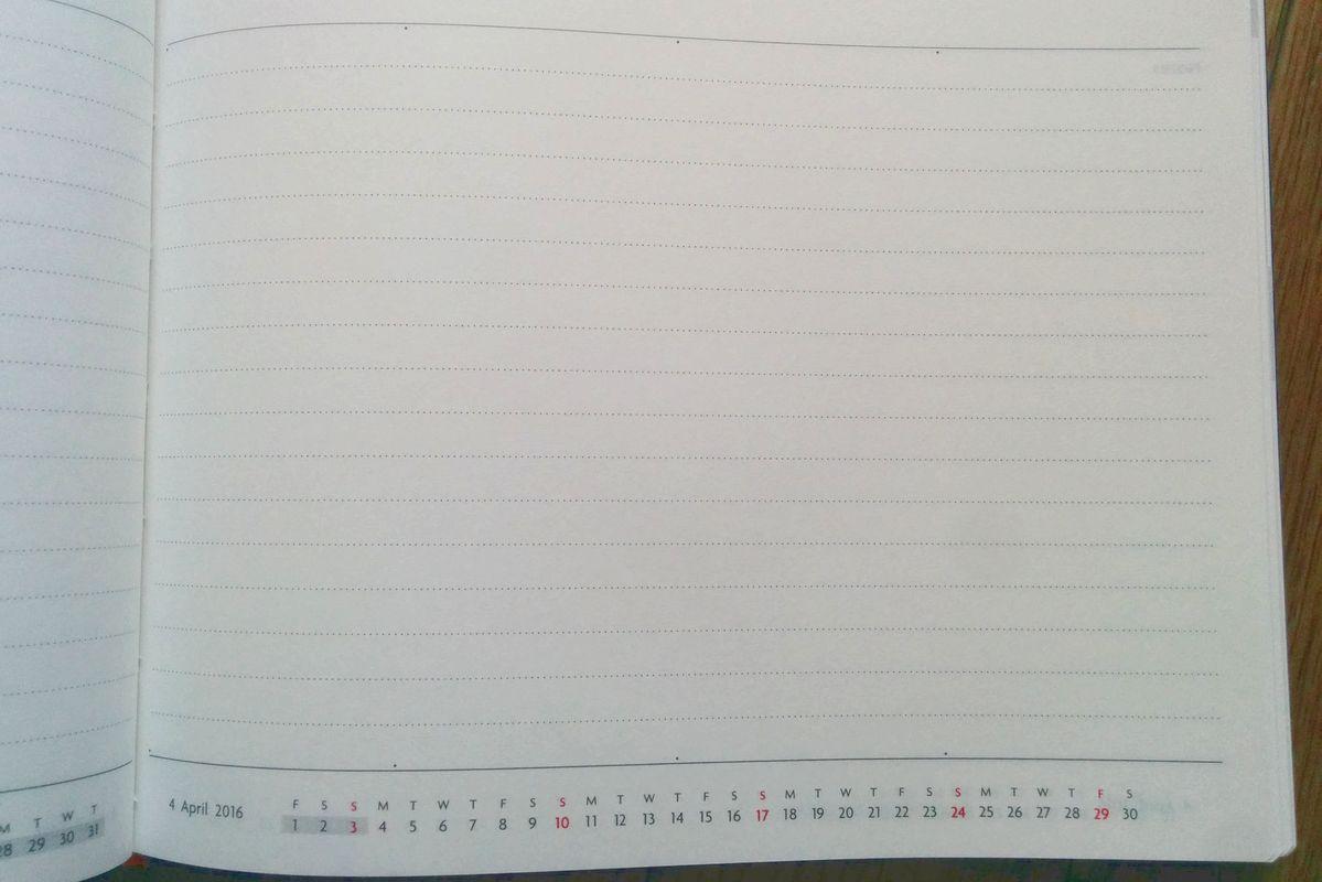 ノート部分