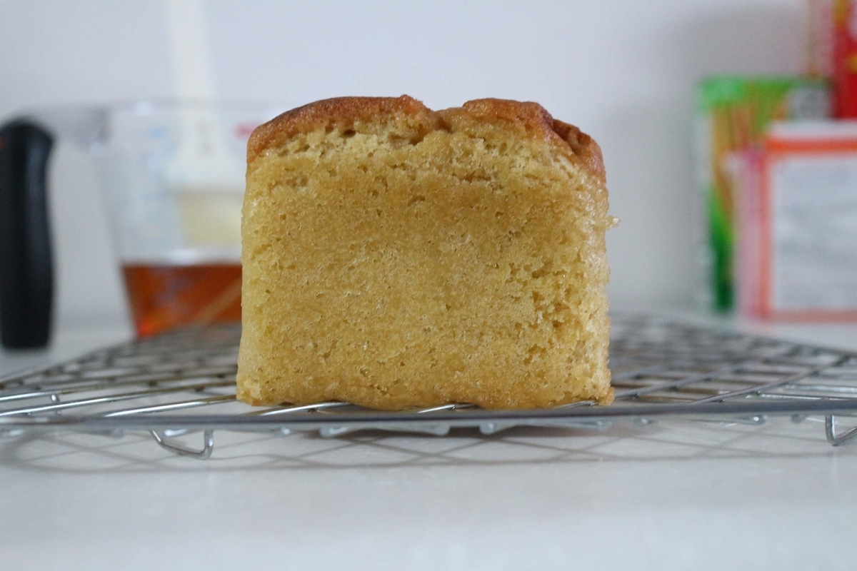 大人の自由研究: 理想のパウンドケーキを作りたい【フェーズ1】